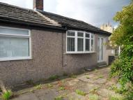Bungalow in Poplar Grove, Bradford
