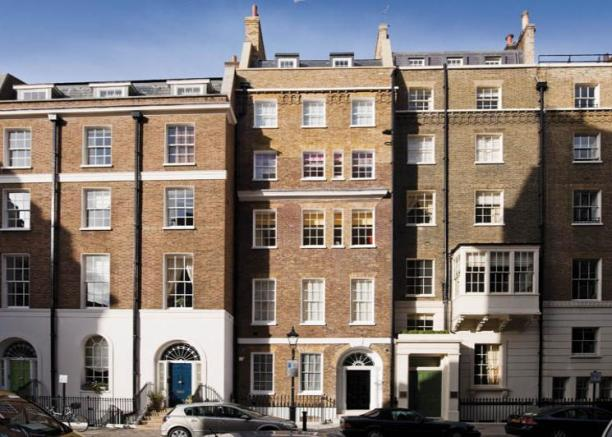 6 bedroom town house for sale in old queen street london for Classic house old street london