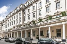 Flat in Eaton Square, London...