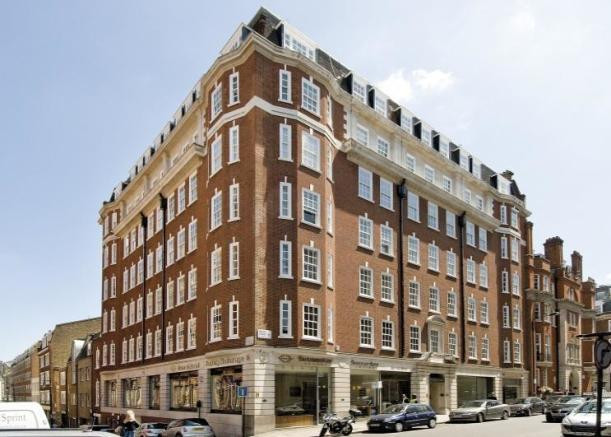 2 bedroom flat for sale in claridge house davies street for The claridge house