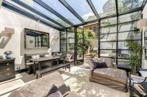 Terraced property for sale in Chester Row, Belgravia...