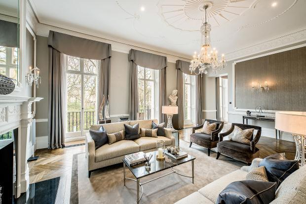 2 Bedroom Flat For Sale In Eaton Square London Sw1w 9de Sw1w