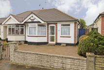 Semi-Detached Bungalow in Coniston Gardens, Pinner