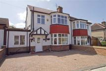 3 bedroom semi detached house in Orchard Close, Ruislip
