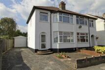 semi detached property for sale in Orchard Close, Ruislip