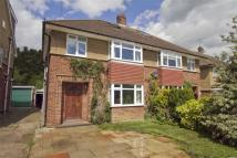 4 bedroom semi detached home for sale in Whiteheath Avenue...