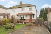 3 bedroom semi detached property for sale in Rochester Road, Northwood