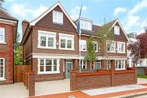 new property in Dover Park Drive, Putney...