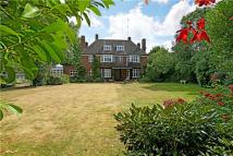 Detached property for sale in Dover Park Drive, London...