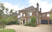 Detached home in Roehampton Lane, Putney...