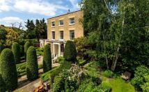 Detached house for sale in Petersham Road, Richmond...