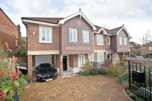 5 bed semi detached home for sale in Marchmont Road, Richmond...
