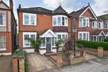 Detached house in West Park Road, Richmond...