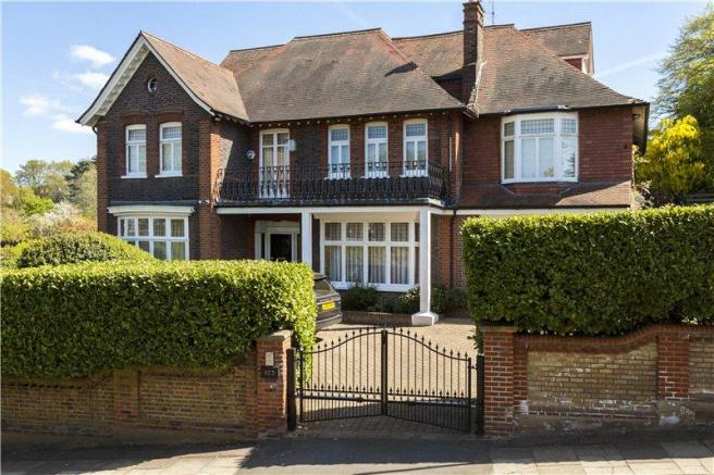 6 Bedroom Detached House For Sale In Home Park Road Wimbledon