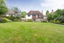 Detached house for sale in Princes Way, Wimbledon...