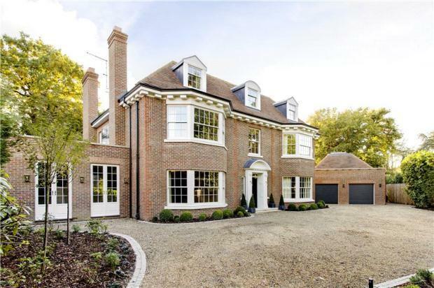 7 Bedroom Detached House For Sale In Warren Cutting