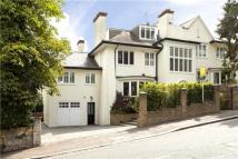 6 bed semi detached property in Burghley Road, Wimbledon...