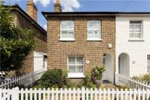 2 bed semi detached home for sale in Denmark Road, Wimbledon...