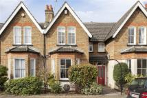 Terraced home in Thurstan Road, Wimbledon...