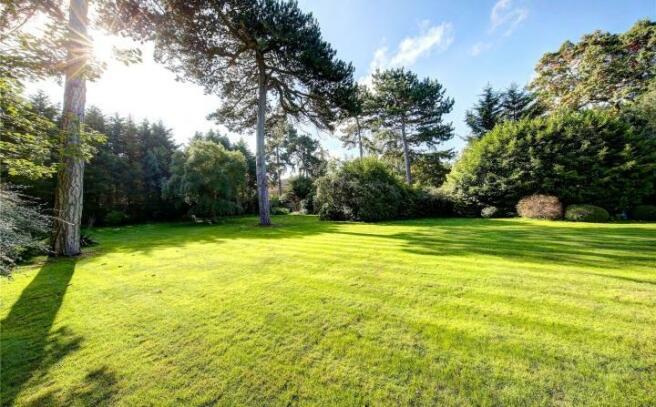 Park Lodge Garden