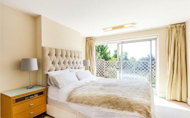 Wimbledon Bedroom 1