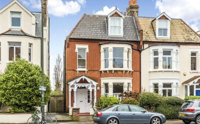 1 Bedroom Apartment For Sale In Home Park Road London SW19