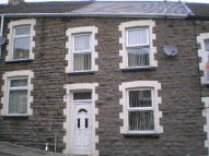 Terraced property in Evan Street, Treharris...
