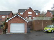 Detached property for sale in Woodland Drive, Aberfan...