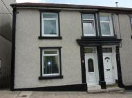 semi detached house in Upper High Street...