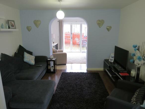 Livingroom/ diner