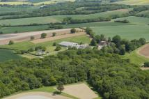 Detached house for sale in Near Dummer, Basingstoke...