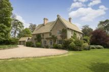 Detached home for sale in Hampnett, Northleach...