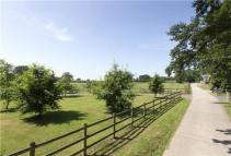Detached property in Kittenspool Cottage Farm...