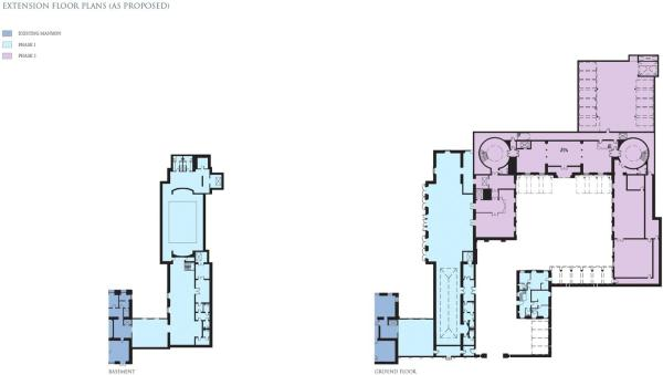 Floorplan - Proposed