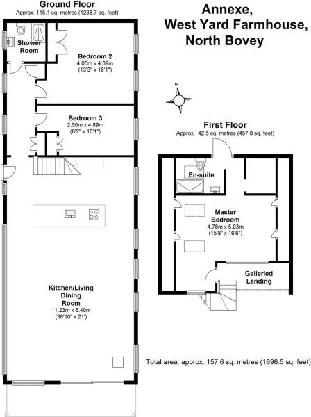 Annexe Floorplan