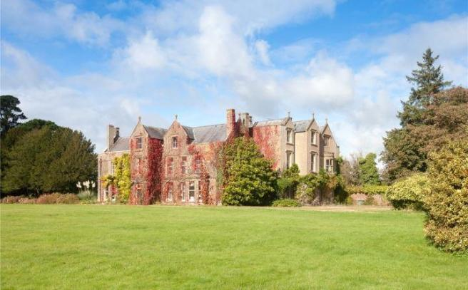 12 Bedroom Detached House For Sale In Chalmington Manor