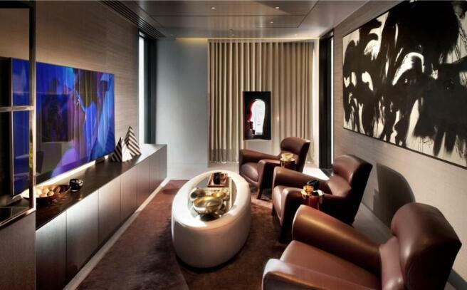 Cinema Room No. 8