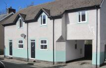 2 bedroom semi detached property in Glanafon Terrace, Conwy