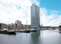new Flat in No. 1 West India Quay...