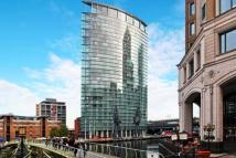 Flat in No. 1 West India Quay...