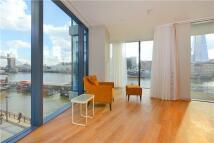 new Flat in Three Quays Apartments...