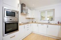 new Flat in Malmesbury Road...