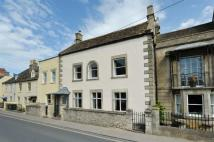 house for sale in Abbey Row, Malmesbury...