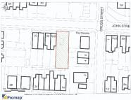 Plot for sale in John Street, Brimington