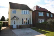 Detached home in Middlecroft Road...