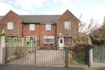 semi detached property for sale in Bevan Drive, Inkersall...