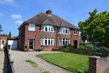 3 bedroom semi detached home for sale in Howard Road, Newbury...