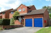 Detached home in Child Street, Lambourn...
