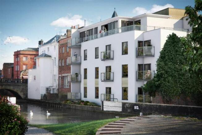 2 bedroom house for sale in nicholas wharf west mills newbury rg14 rg14