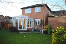 Detached home in Denton Close, Thatcham...